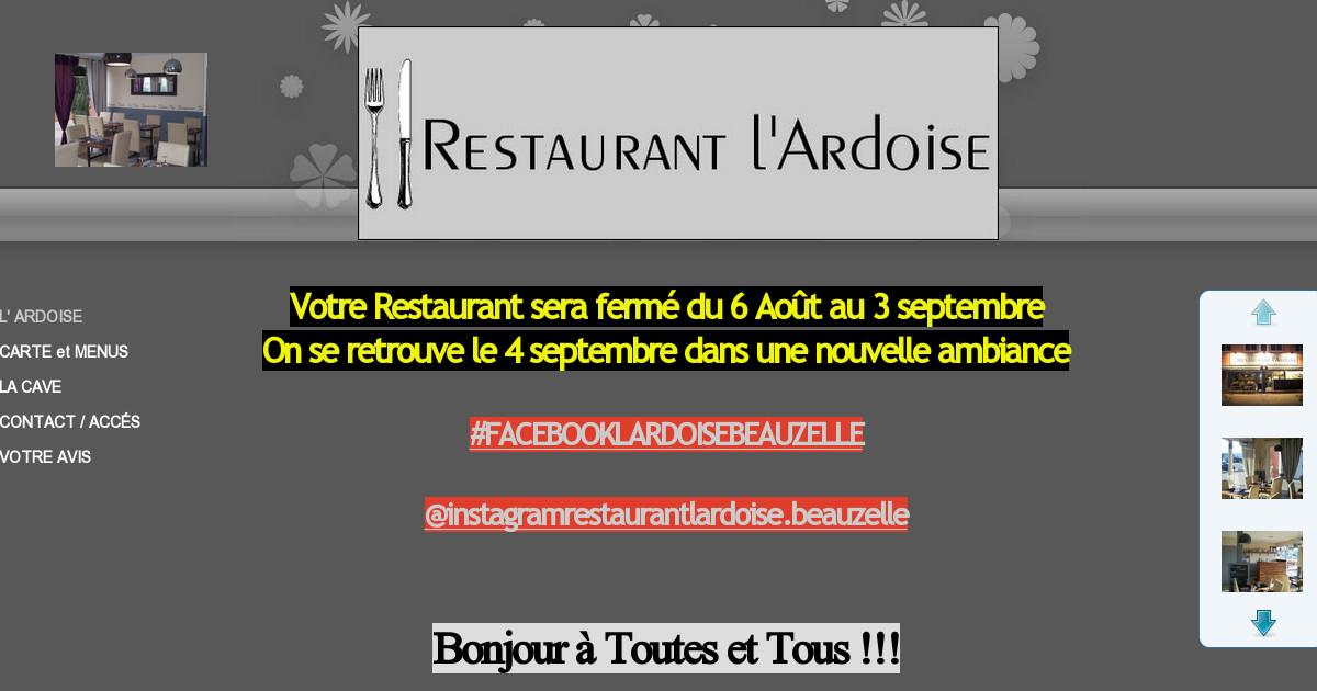 Restaurant Blagnac Ouvert Samedi
